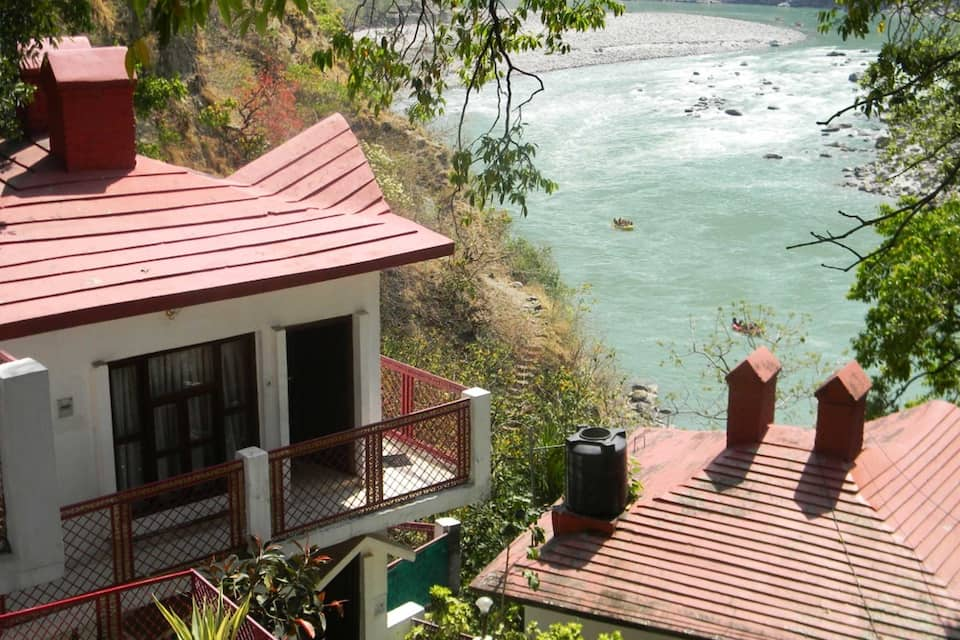 Ganga Beach Resort, Tapovan, Ganga Beach Resort