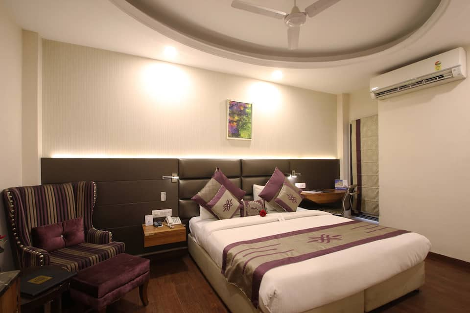 The JRD Luxury Butique Hotel, Safdurjung Enclave, JRD Luxury Boutique
