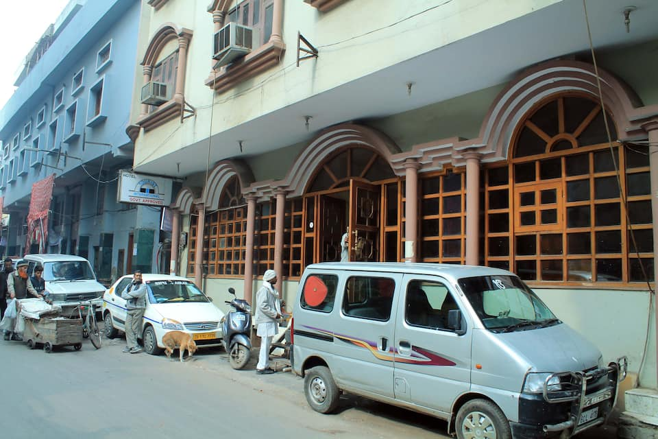 Tourist International, Paharganj, Tourist International