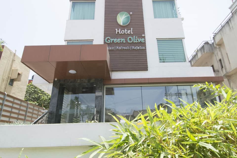 Hotel Green Olive, C B S Road, Hotel Green Olive