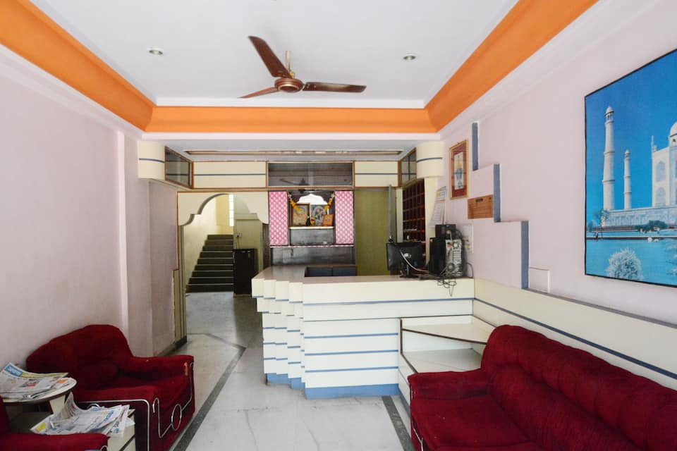 Hotel New Samrat, Station Road, Hotel New Samrat