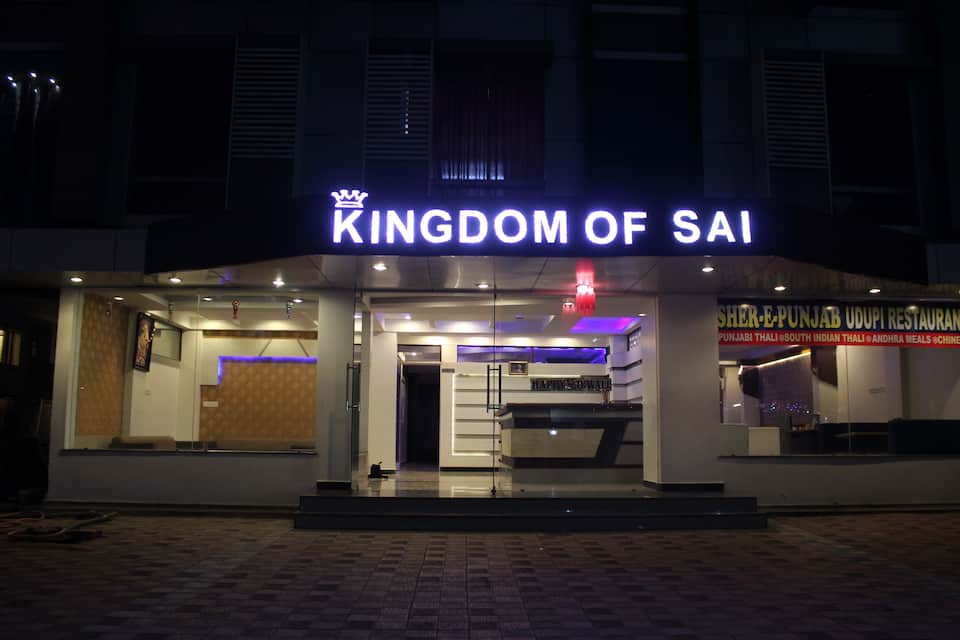 Hotel Kingdom of Sai, Pimpal Wadi Road, Hotel Kingdom of Sai