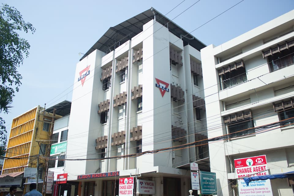 YMCA International Guest House, Chittoor Road, YMCA International Guest House