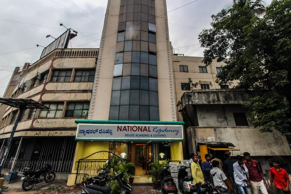 National Residency, Majestic, National Residency