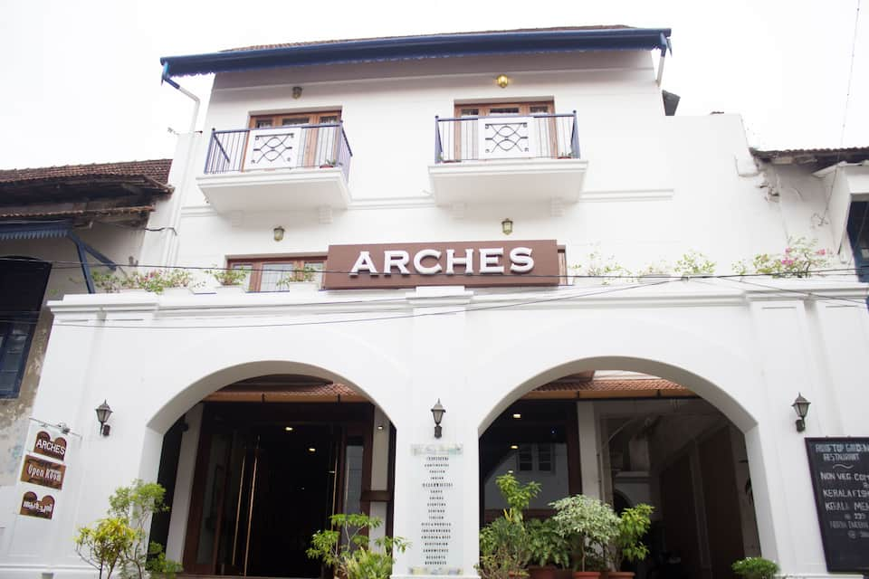 Hotel Arches, Rose Street, Hotel Arches
