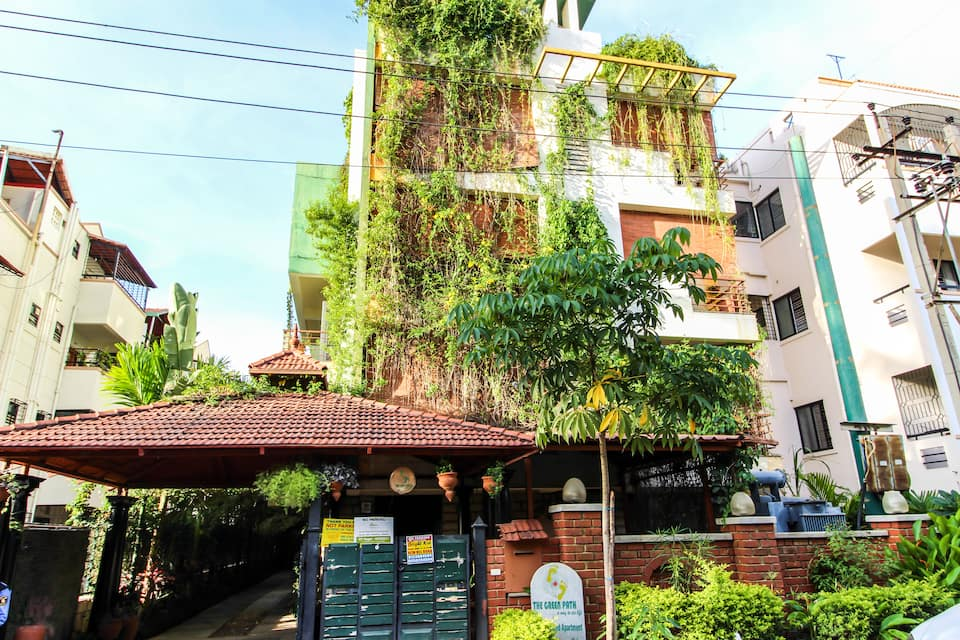 The Green Path Eco- hotel, New BEL Road, The Green Path Eco- hotel