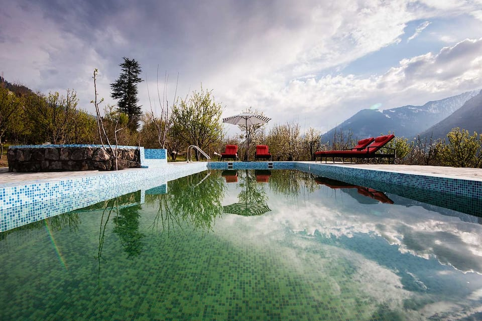 LaRiSa Resort, Naggar Road, LaRiSa Resort