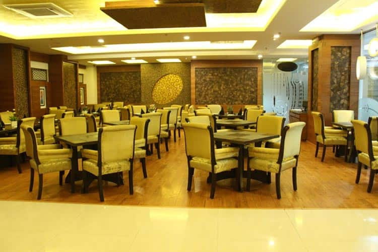 Hotel Turquoise Chandigarh, Industrial Area, Hotel Turquoise Chandigarh