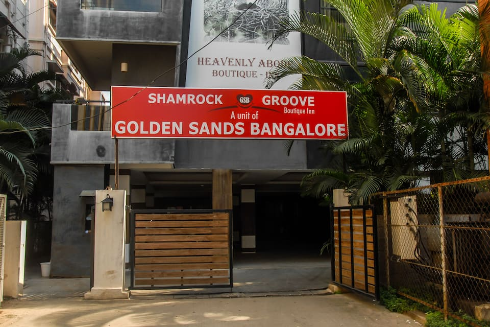 Golden Sands Bangalore, Koramangala, Golden Sands Bangalore