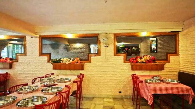 Hotel Maganji's  (Pure Vegetarian), Mount Road,  Hotel Maganji's  (Pure Vegetarian)