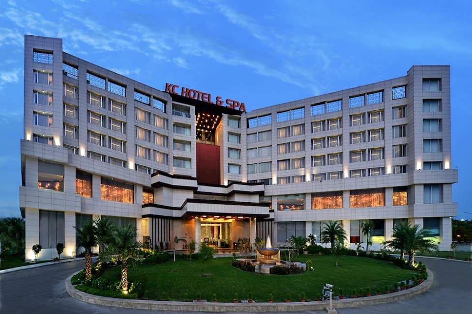 KC Hotel & Spa Chandigarh
