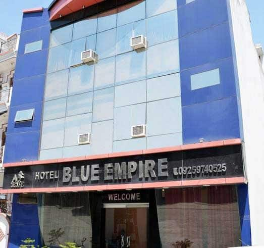 Hotel Blue Empire, Bhupatwala, Hotel Blue Empire