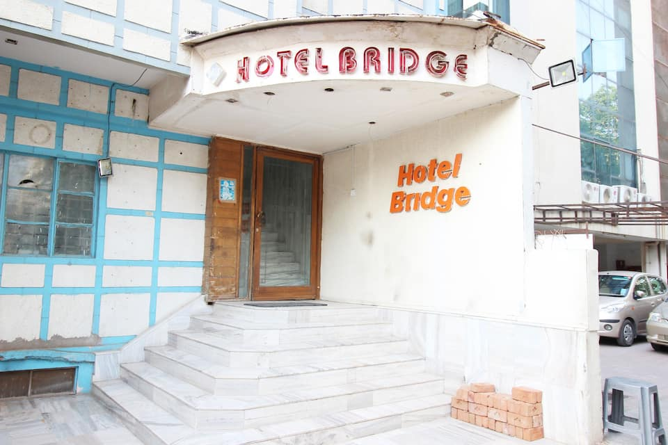 Hotel Bridge, Ellis Bridge, Hotel Bridge