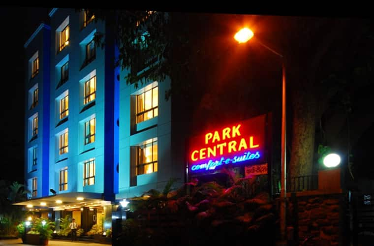 Park Central comfort-e-suites, Koregoan, Park Central comfort-e-suites