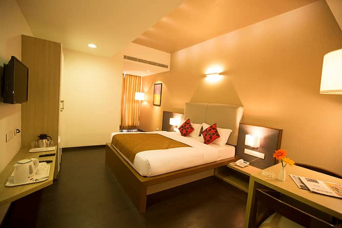Deluxe Standard Single Room Only