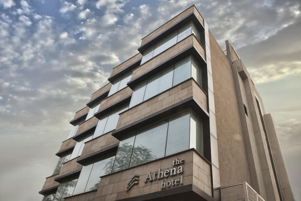 The Athena Hotel, Maharani Bagh, The Athena Hotel