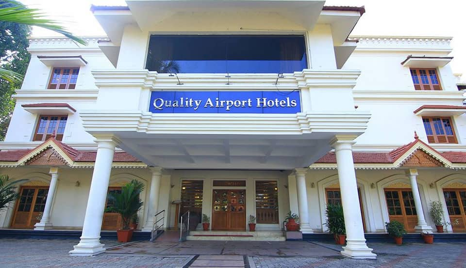 Quality Airport Hotel, Angamally, Quality Airport Hotel