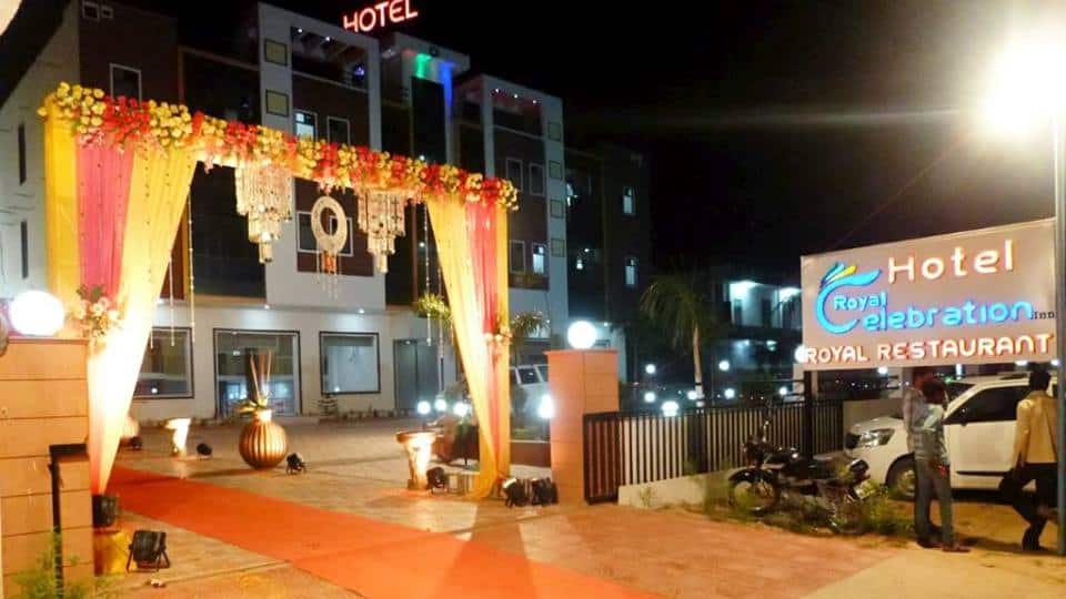 Hotel Royal Celebration, Jaisinghpura, Hotel Royal Celebration