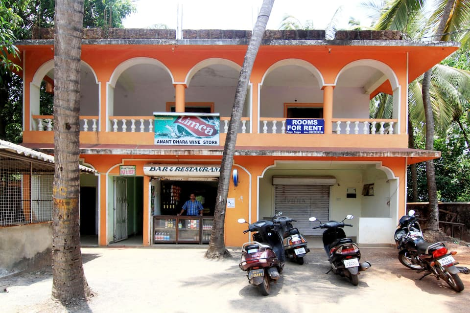 Anantdhara Rooms, Morjim, TG Stays Chapora River