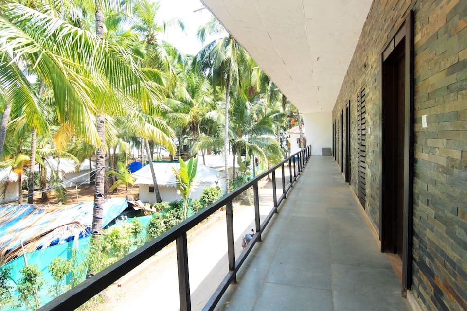 Royal Mirage Beach Hotel - Morjim, Morjim, Royal Mirage Beach Hotel - Morjim