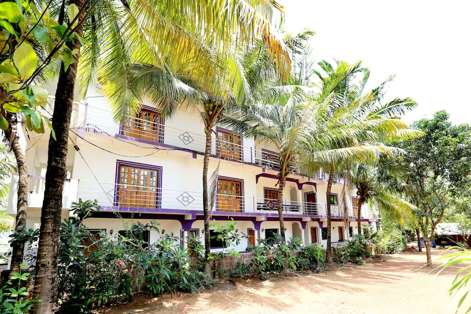 White Feather Guest House, Morjim, White Feather Guest House