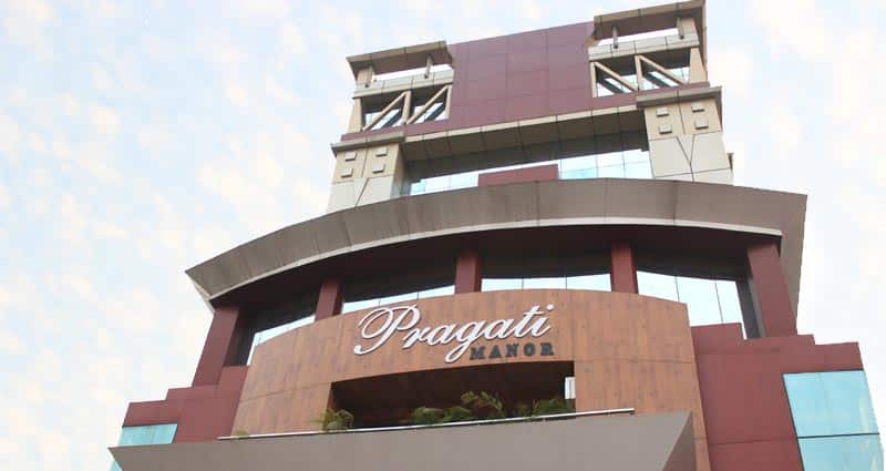 Pragati Manor, G.S.ROAD, Pragati Manor