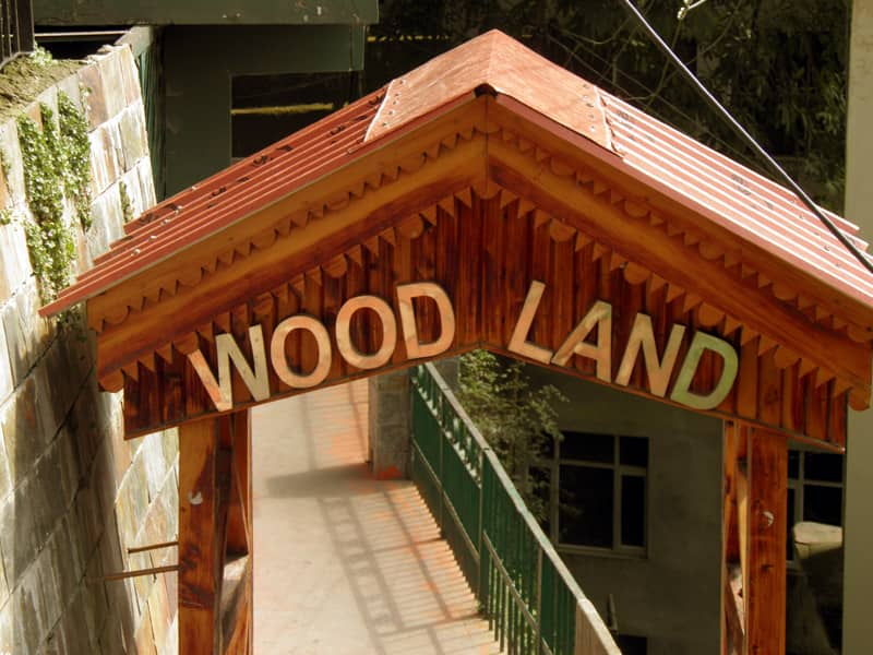 Hotel Woodland, The Mall, Hotel Woodland