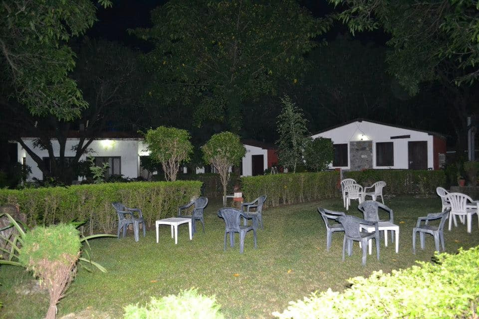 Corbett County Resort, Dhikuli, Corbett County Resort