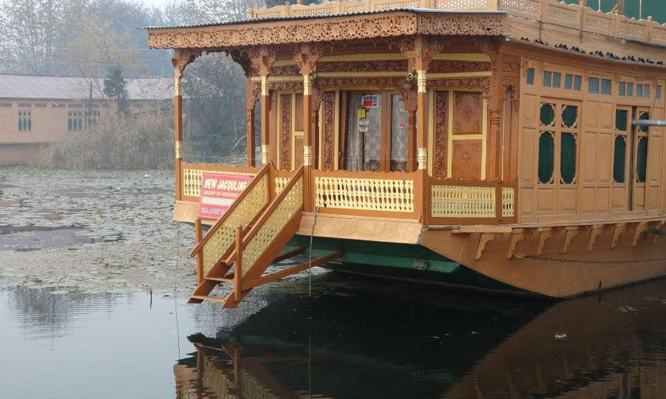 Young Jacqueline Houseboat, Dal Lake, Young Jacqueline Houseboat