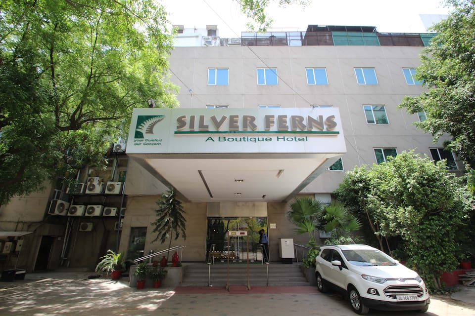 Silver Ferns(A Boutique Hotel), South Delhi, Silver Ferns(A Boutique Hotel)