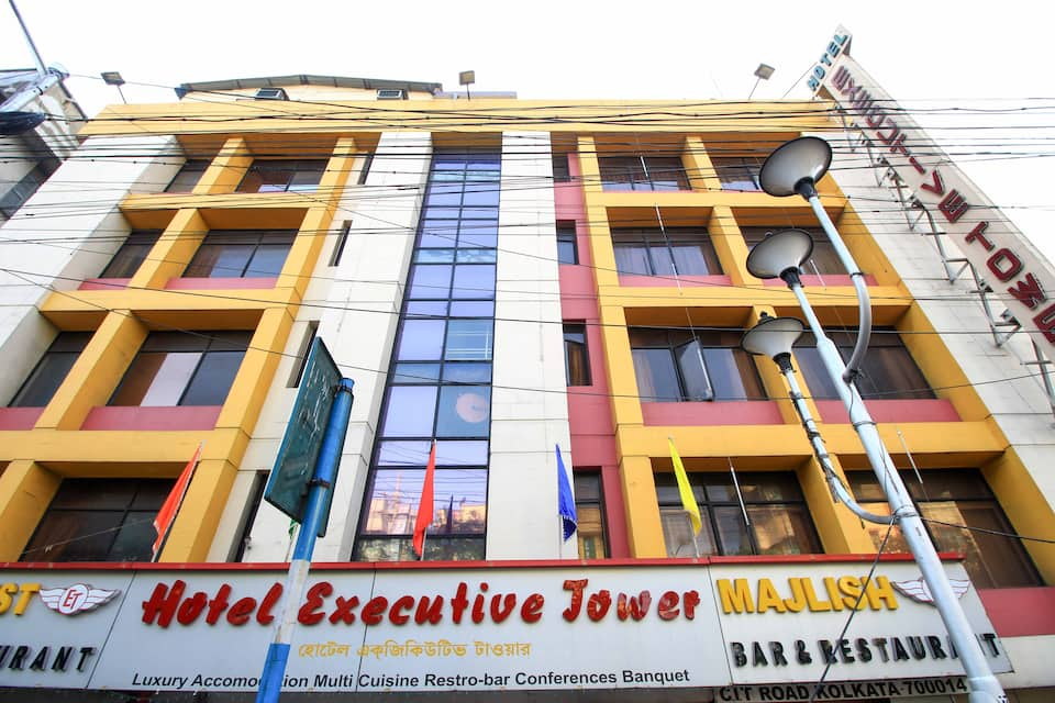 Hotel Executive Tower, Entally, Hotel Executive Tower