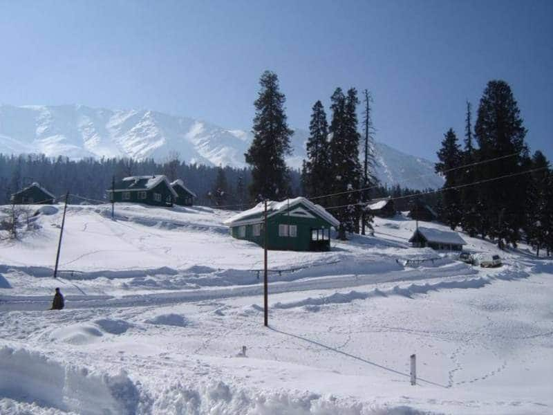 Gulmarg Meadows, none, Gulmarg Meadows