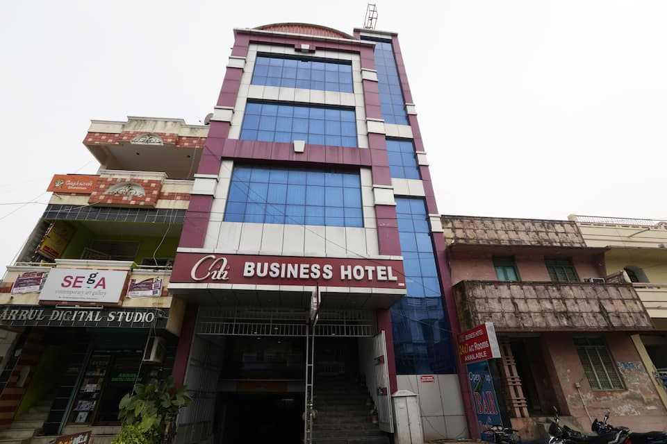 Citi Business Hotel, French Colony, Citi Business Hotel