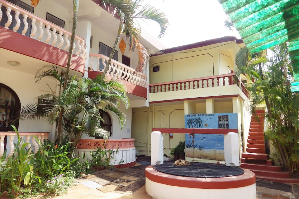 D mellos Sea View House, Candolim, D mellos Sea View House
