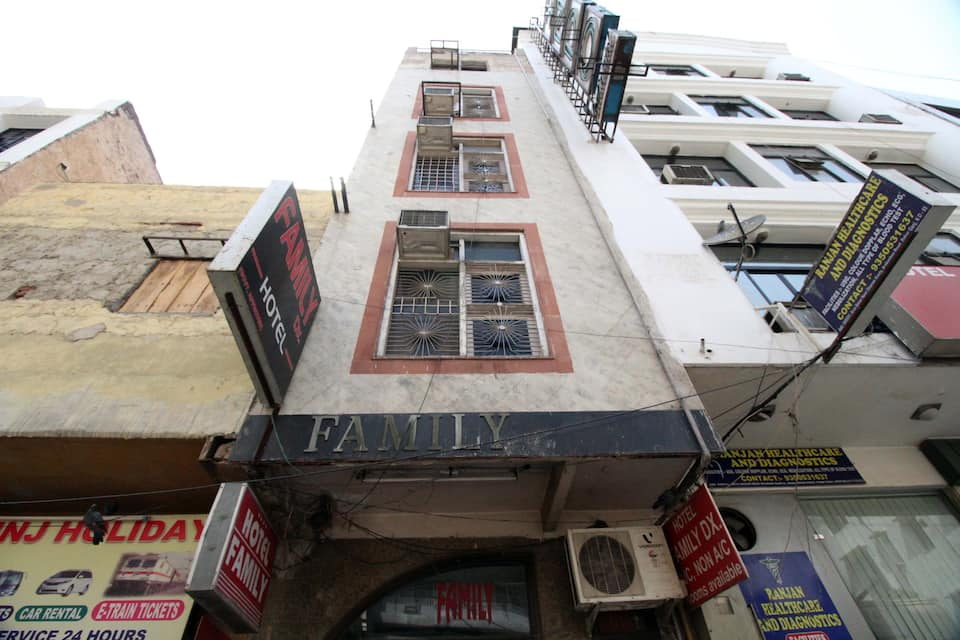 Hotel Family Deluxe, Paharganj, Hotel Family Deluxe
