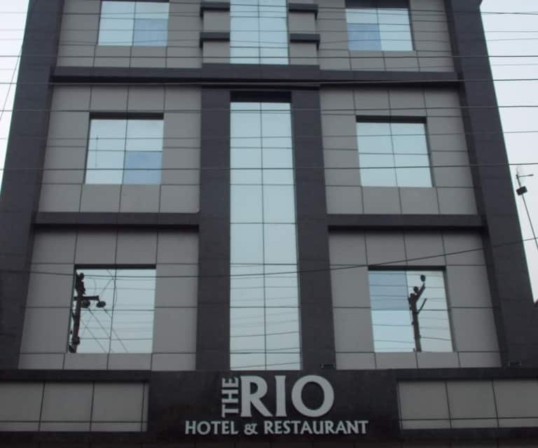 Hotel The Rio, Dev Pura Chownk, Hotel The Rio