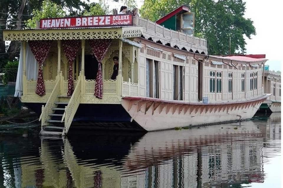 Heaven Breeze Houseboat, Nagin Lake, TG Stays Nagin Lake