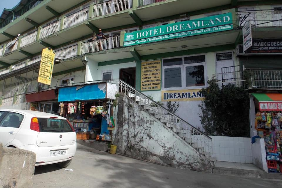 Hotel Dreamland, The Mall, Hotel Dreamland