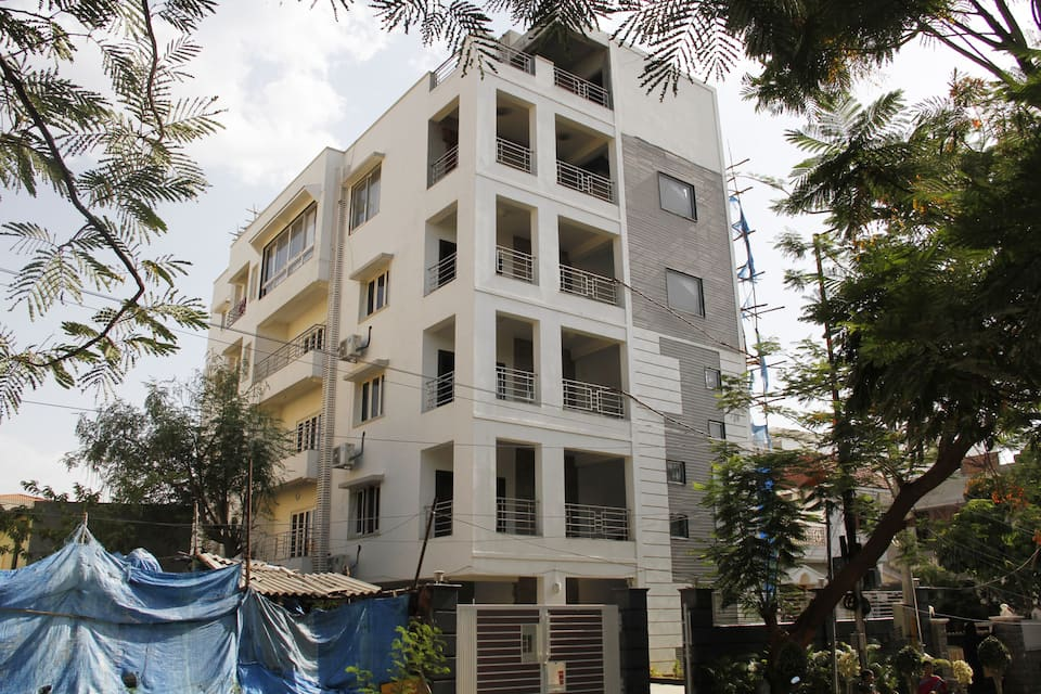 Hill View Guest House(Jubilee Hills)