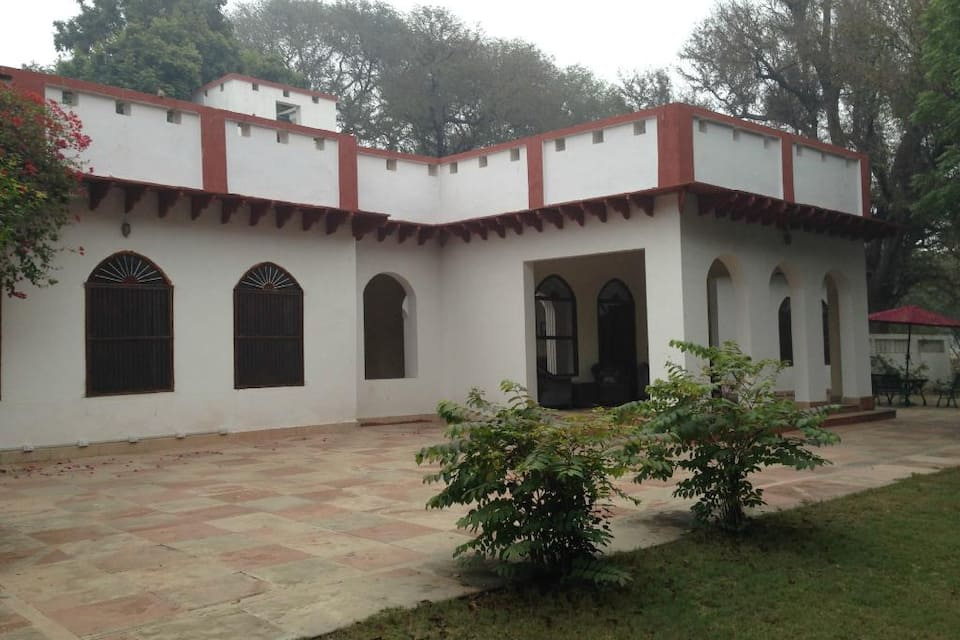 Chambal Safari Lodge, none, Chambal Safari Lodge