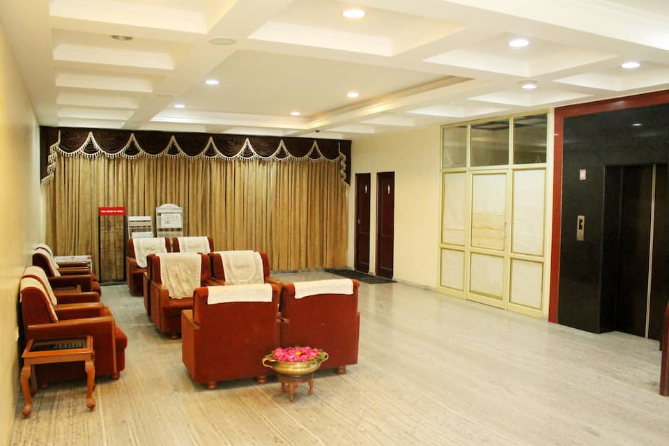 The Golden Park Hotel, West Perumal Maistry Street, The Golden Park Hotel