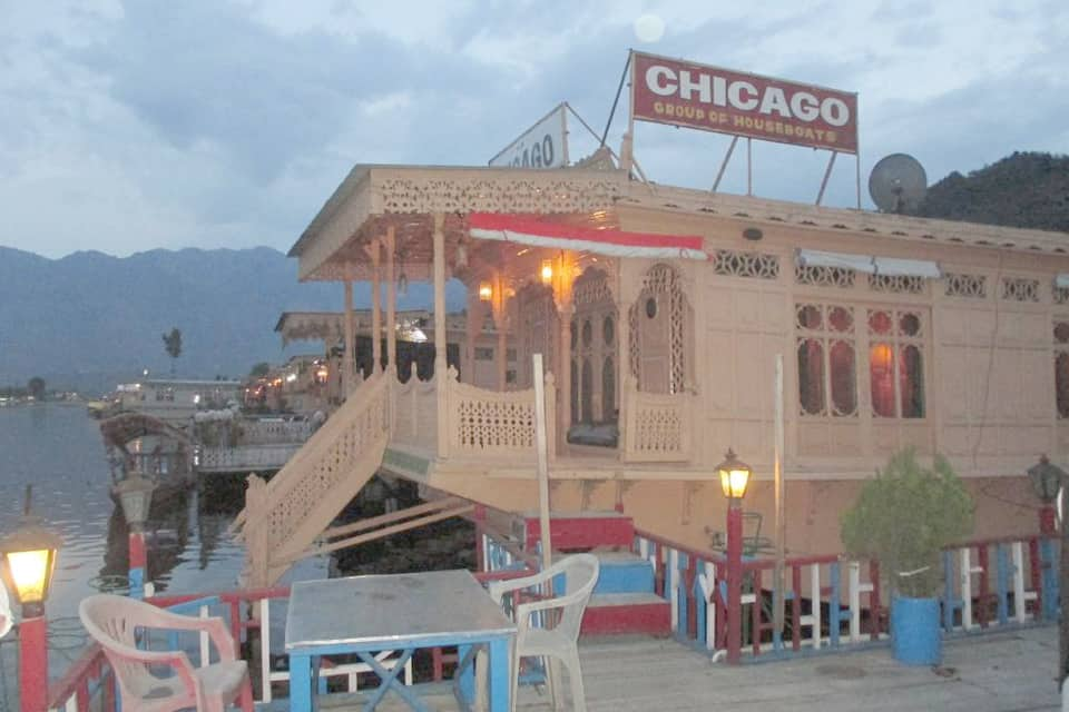 Chicago Houseboat