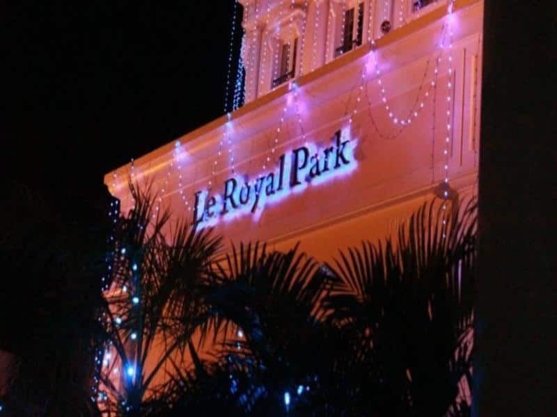 Le Royal Park, Kamaraj Salai, Le Royal Park
