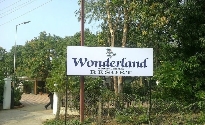 Wonderland Resort, none, Wonderland Resort