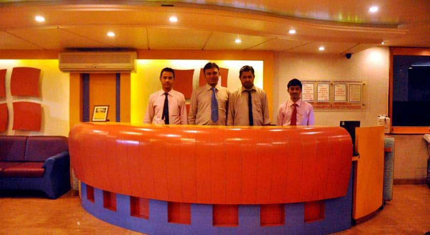 Hotel Evershine, Limda Chowk, Hotel Evershine