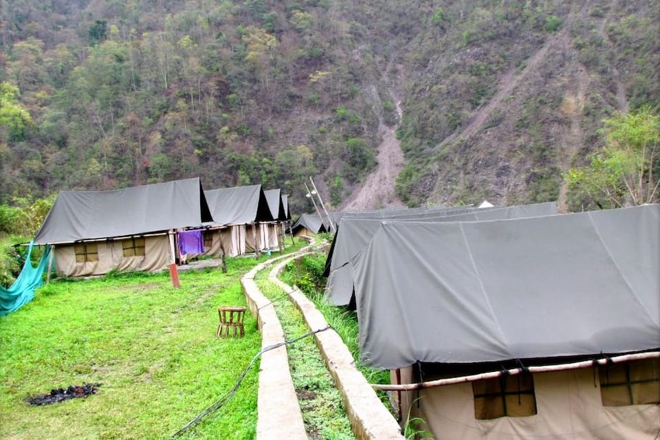 Camp Footloose, Shivpuri, Camp Footloose