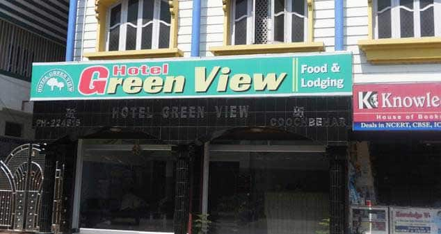 Hotel Green View, Bhagsunag, Hotel Green View