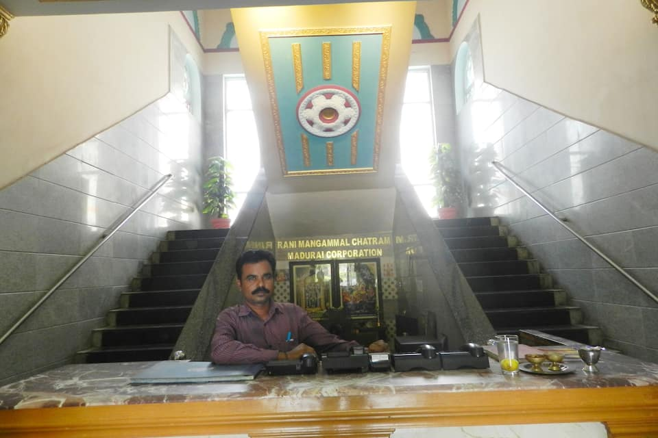 Rani Mangammal Residencies, Madurai Railway Junction, Rani Mangammal Residencies