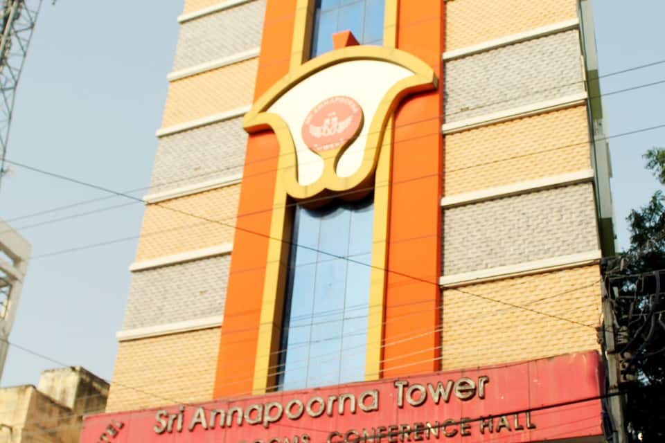 Sri Annapoorna Tower (Opp; Anna Bus Stand), Collector Office Road, Sri Annapoorna Tower