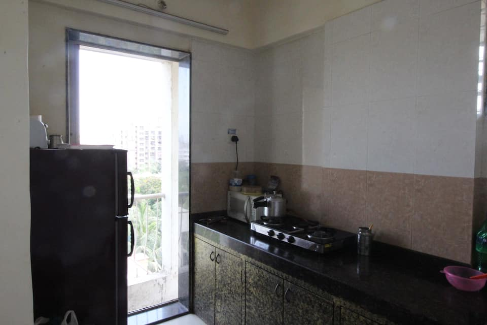 Fair Stay Service Apartments Malad, Malad (West), TG Stays Dominic Colony